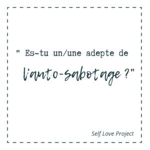 Auto-sabotage amoureux : serais-tu un/une adepte de cette pratique inconsciente ?