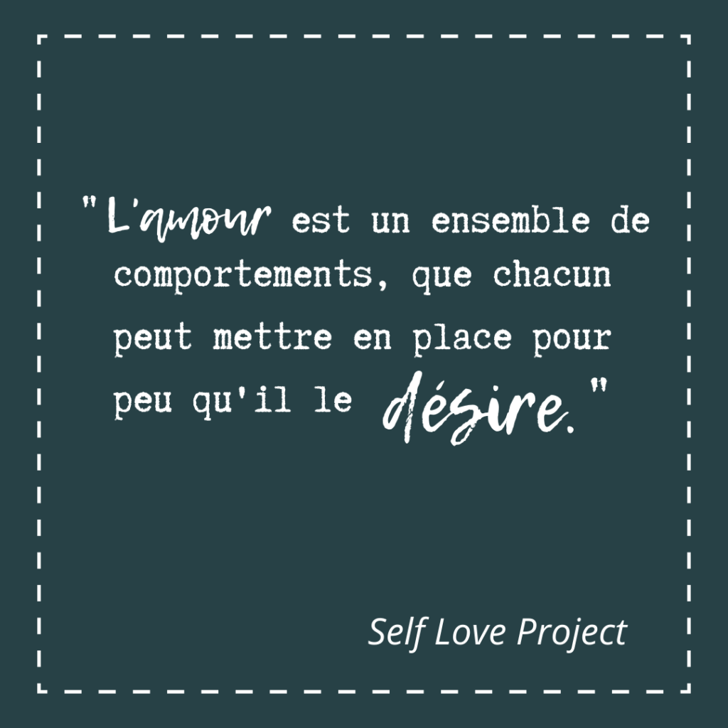 amour comportement